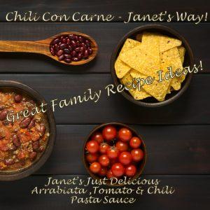 Janets Chili Con Carne