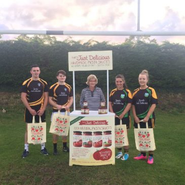 Janets Just Delicious Supports Enniskerry GAA