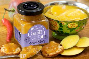 Janets Country Fayre Mango Chutney